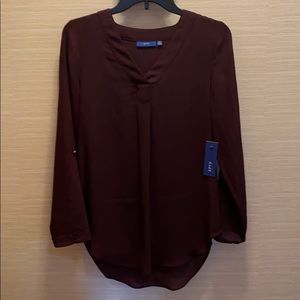Blouse tunic length